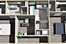 House Design - Traditional Interior - Other Plan #44-253
