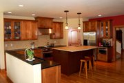 Craftsman Style House Plan - 3 Beds 4 Baths 3401 Sq/Ft Plan #895-16 Interior - Other