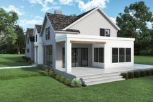 House Design - Farmhouse Exterior - Other Elevation Plan #1070-133