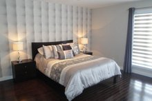 Master Bedroom - 1850 square foot modern home