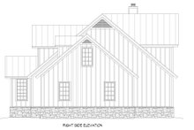 Country Exterior - Other Elevation Plan #932-258