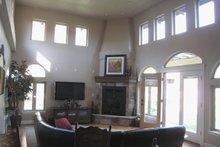 House Design - Adobe / Southwestern Interior - Family Room Plan #451-19