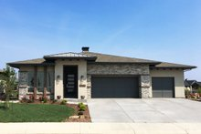 Home Plan - Ranch Exterior - Front Elevation Plan #1069-5