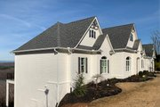 Craftsman Style House Plan - 4 Beds 4.5 Baths 5810 Sq/Ft Plan #437-96 Exterior - Other Elevation