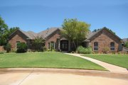 Traditional Style House Plan - 4 Beds 3 Baths 3766 Sq/Ft Plan #65-430 Exterior - Front Elevation