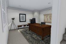 House Plan Design - Den