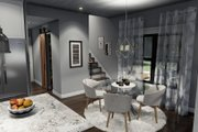 Farmhouse Style House Plan - 3 Beds 2.5 Baths 1742 Sq/Ft Plan #120-270 Interior - Dining Room