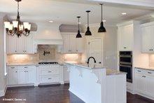 Traditional Interior - Kitchen Plan #929-612