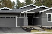 Craftsman Style House Plan - 3 Beds 2.5 Baths 1921 Sq/Ft Plan #895-26 Exterior - Other Elevation