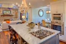 Southern Interior - Kitchen Plan #928-316