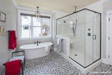 Architectural House Design - Craftsman Interior - Master Bathroom Plan #929-988