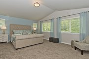 Contemporary Style House Plan - 5 Beds 3.5 Baths 3319 Sq/Ft Plan #569-38 Interior - Master Bedroom