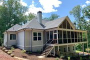 Country Style House Plan - 4 Beds 4 Baths 4202 Sq/Ft Plan #437-120