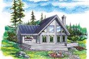 House Plan - 3 Beds 2 Baths 1427 Sq/Ft Plan #47-323
