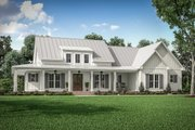 Farmhouse Style House Plan - 3 Beds 2.5 Baths 2395 Sq/Ft Plan #430-223 Exterior - Front Elevation