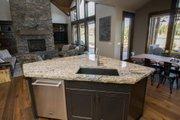 Craftsman Style House Plan - 3 Beds 4.5 Baths 2536 Sq/Ft Plan #892-11