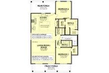 Farmhouse Floor Plan - Other Floor Plan Plan #430-227