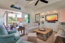 House Plan Design - Farmhouse Interior - Family Room Plan #938-82