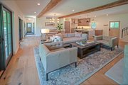 Craftsman Style House Plan - 4 Beds 2.5 Baths 2360 Sq/Ft Plan #901-138 Interior - Family Room