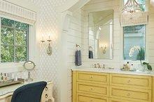Ranch Interior - Master Bathroom Plan #928-293