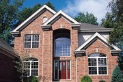 Traditional Style House Plan - 4 Beds 2.5 Baths 2614 Sq/Ft Plan #57-270 Photo