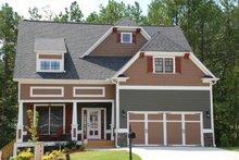 Home Plan - Craftsman Photo Plan #419-203