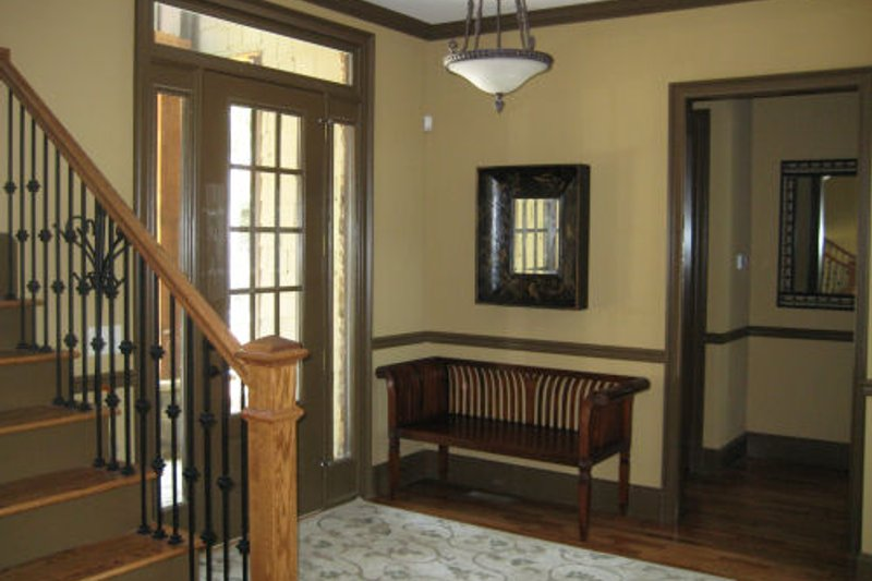 Craftsman Photo Plan #437-5 - Houseplans.com