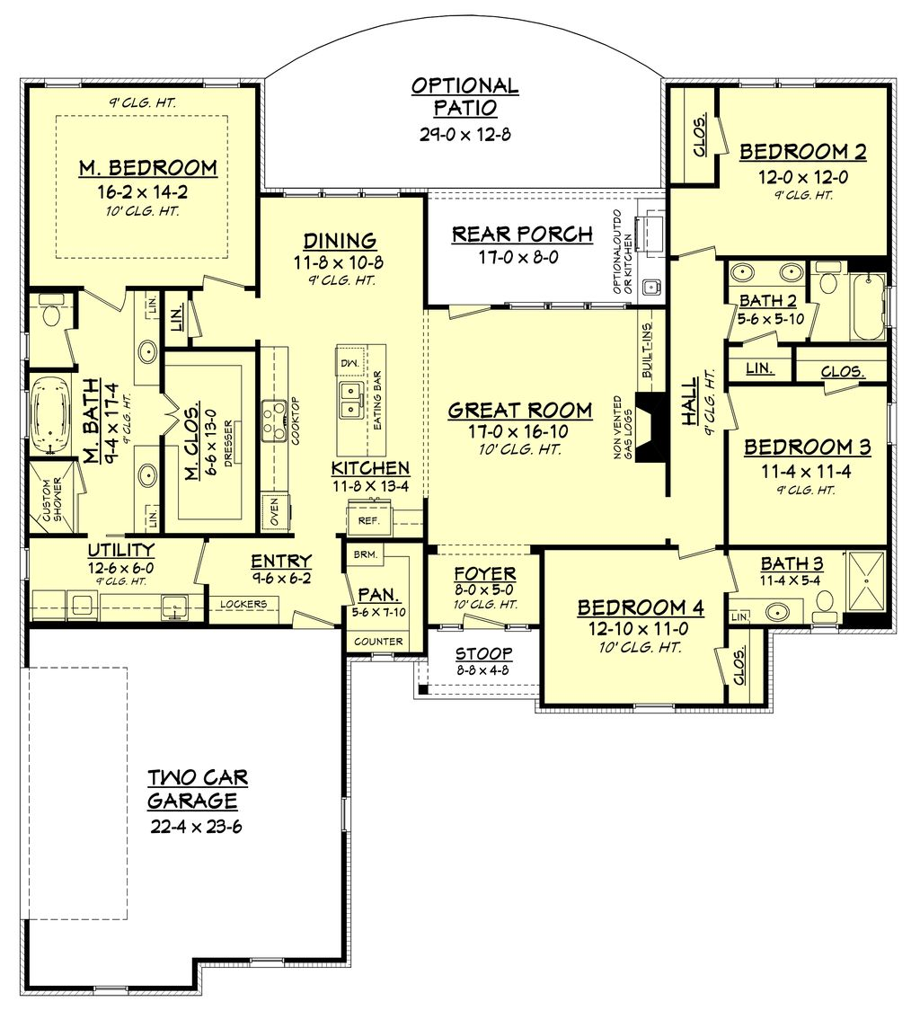 House Electrical Plans Home Plans