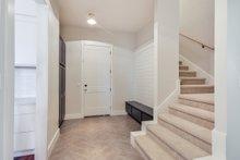Craftsman Interior - Entry Plan #430-179