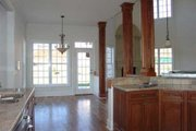 Colonial Style House Plan - 4 Beds 3.5 Baths 2663 Sq/Ft Plan #119-101 Photo