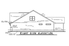 Dream House Plan - Craftsman Exterior - Front Elevation Plan #20-2254