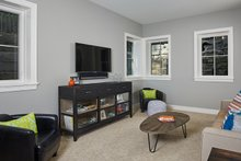 Home Plan - Optional Basement Family Room