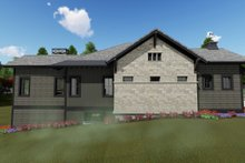 Dream House Plan - Farmhouse Exterior - Other Elevation Plan #1069-21