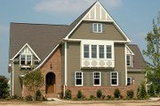 European Style House Plan - 4 Beds 3 Baths 3756 Sq/Ft Plan #413-111 Photo