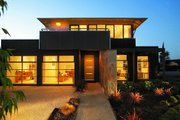 Modern Style House Plan - 4 Beds 2.5 Baths 3442 Sq/Ft Plan #496-5