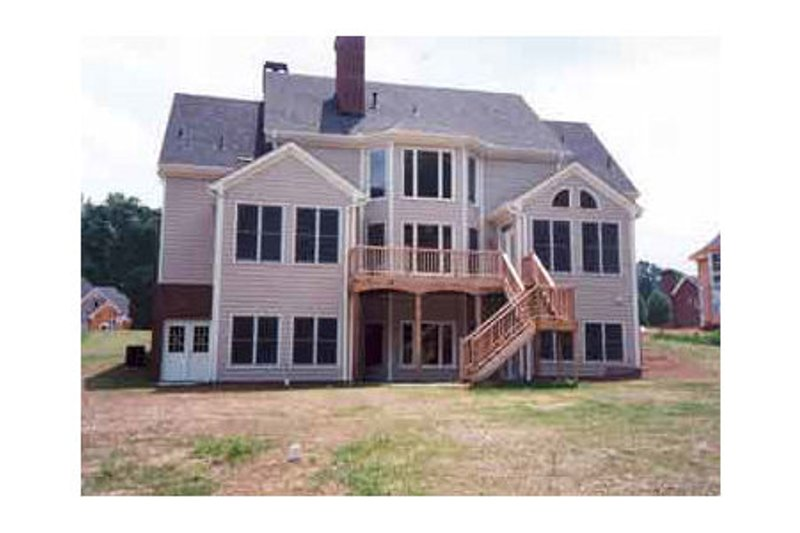Colonial Exterior - Other Elevation Plan #429-13 - Houseplans.com
