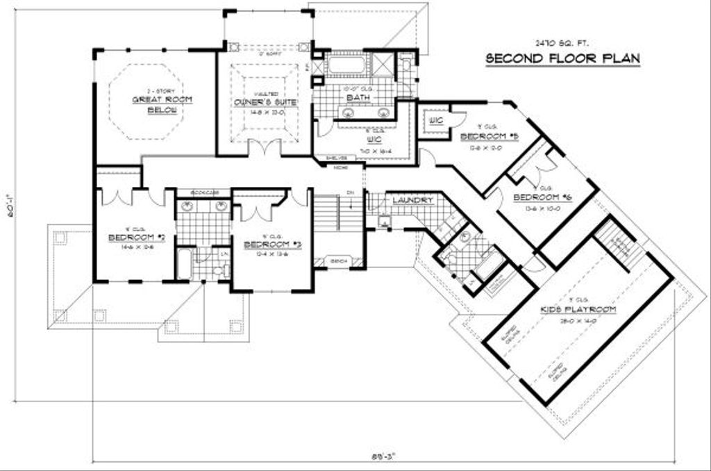 Traditional Style House Plan - 5 Beds 3.5 Baths 4171 Sq/Ft ... on 5-bedroom open floor plans, three story home plans, 3 bedroom home plans, 5 bedroom design, 9 bedroom home plans, bachelor home plans, 5 bedroom luxury homes, v-shaped home plans, handicap home plans, warehouse home plans, elevator home plans, 15 bedroom home plans, 7 bedroom home plans, 5 bedroom house, 4 bedrooms home plans, 16 bedroom home plans, swimming pool home plans, american dream home plans, cargo home plans, one-bedroom cottage home plans,