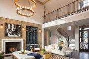European Style House Plan - 4 Beds 4.5 Baths 7149 Sq/Ft Plan #48-689