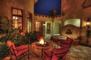 Mediterranean Style House Plan - 4 Beds 4.5 Baths 6755 Sq/Ft Plan #135-165 Photo