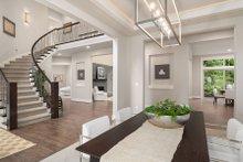 Contemporary Interior - Dining Room Plan #1066-14