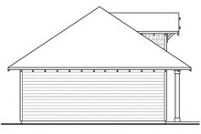 House Plan Design - Craftsman Exterior - Other Elevation Plan #124-788