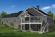 Craftsman Style House Plan - 4 Beds 6 Baths 5757 Sq/Ft Plan #1057-27