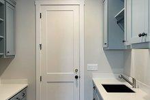 Dream House Plan - Craftsman Interior - Laundry Plan #437-114