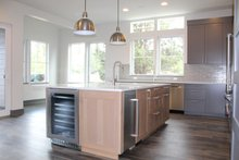 Architectural House Design - Craftsman Interior - Kitchen Plan #895-123