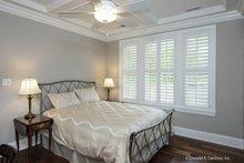 Architectural House Design - Ranch Interior - Bedroom Plan #929-1005
