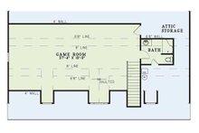 Country Floor Plan - Other Floor Plan Plan #17-2594