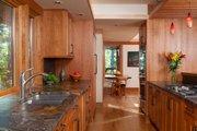Craftsman Style House Plan - 4 Beds 4.5 Baths 5892 Sq/Ft Plan #454-14 Interior - Kitchen