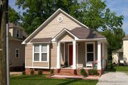 Bungalow Style House Plan - 3 Beds 2 Baths 1252 Sq/Ft Plan #936-30