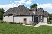 Cottage Style House Plan - 2 Beds 2 Baths 1615 Sq/Ft Plan #1070-123