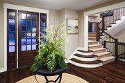 Craftsman Style House Plan - 4 Beds 3.5 Baths 4129 Sq/Ft Plan #928-260 Interior - Entry